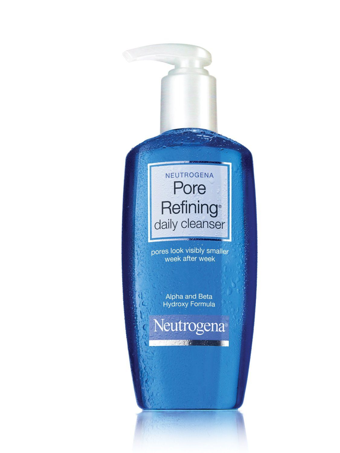 Neutrogena Pore Refining Daily Cleanser. See my review: http://productfanatic.com/lucky-7-drug-store-steals/