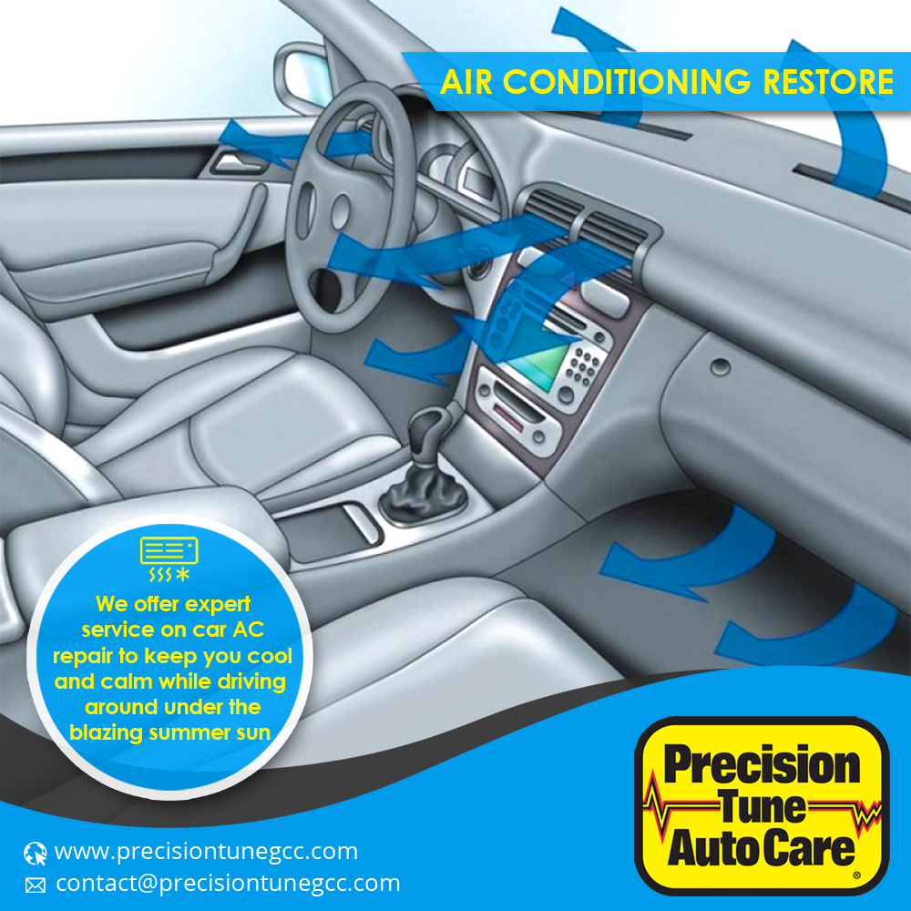 Beat the Summer with AC service in 2020 Car maintenance
