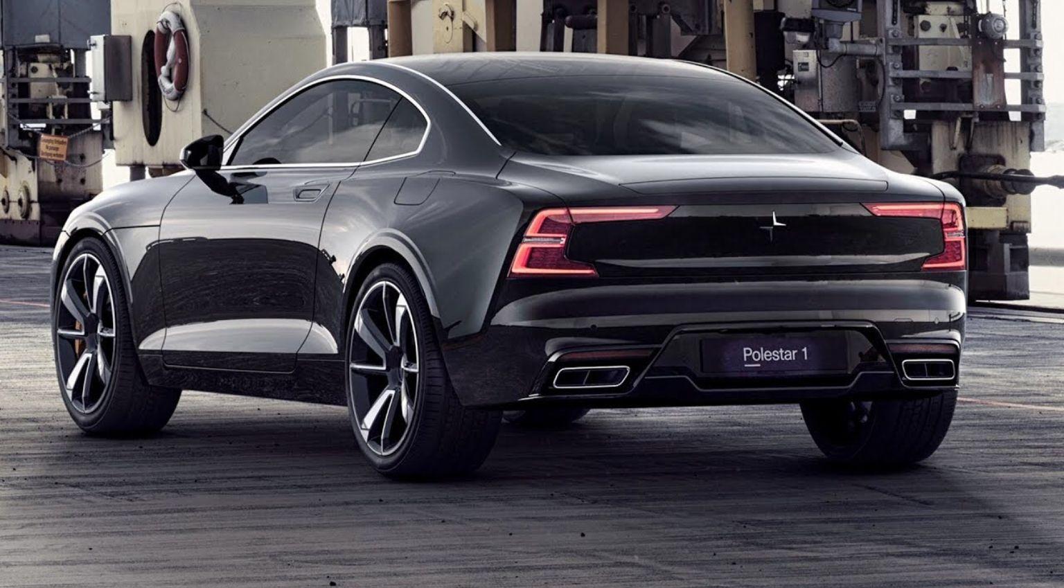 2019 Volvo Polestar 1 Hybrid 600hp 1000nm Awd 8 Speed
