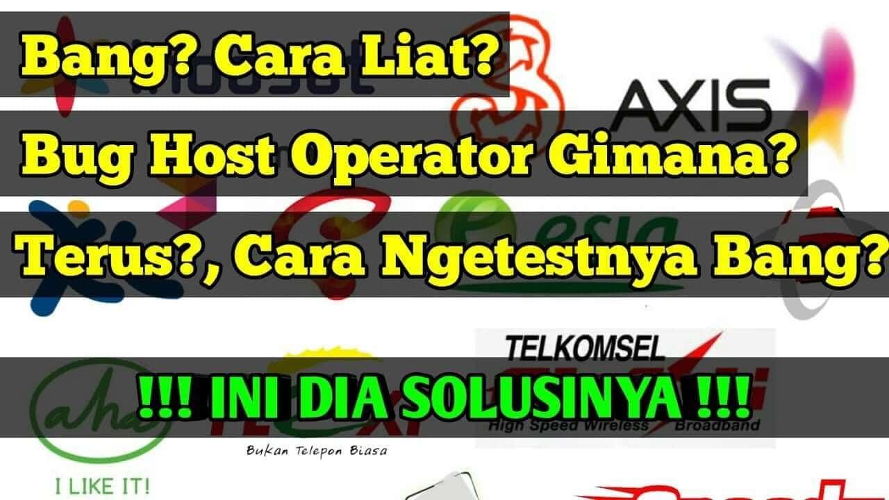 2 Cara Mencari Bug Operator Seluler Untuk Internetan Gratis Telepon