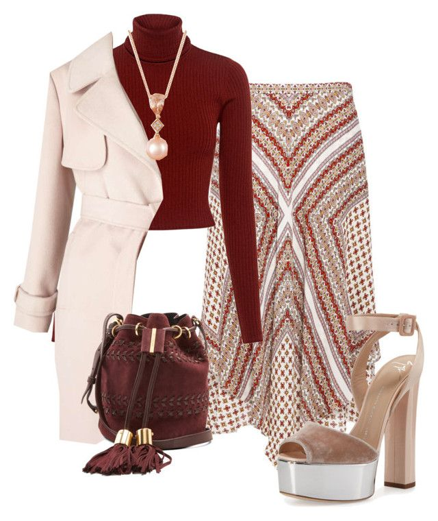"""""""A Day Out"""" by amy-marie-713 ❤ liked on Polyvore featuring 10 Crosby Derek Lam, A.L.C., Giuseppe Zanotti, Miss Selfridge, See by Chloé and LE VIAN"""