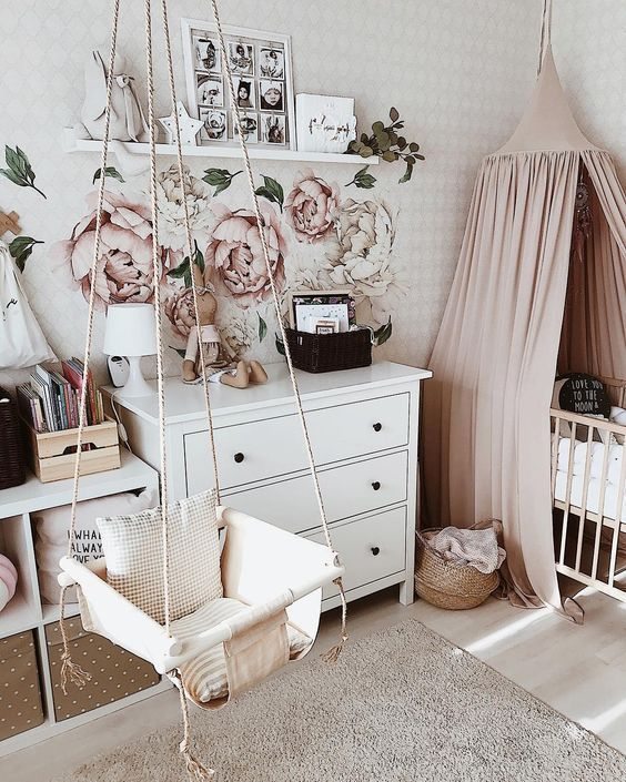 √ 27 Cute Baby Room Ideas: Nursery Decor for Boy, Girl and Unisex images