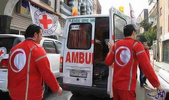 الصليب الأحمر يؤكد مازال هناك الآلاف من…