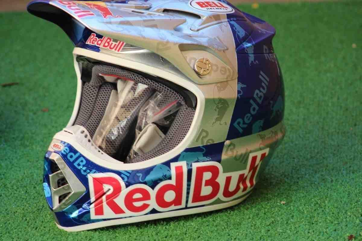 Red Bull Dirt Bike Helmet Dirt Bike Helmets Dirt Bike Helmet