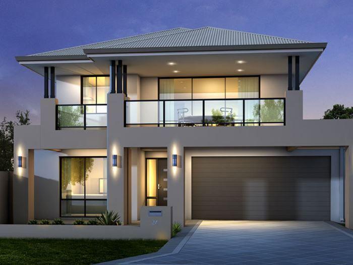 Trend 2 Floor Minimalist House Design 2014 | 7 Home Ideas 7 ...