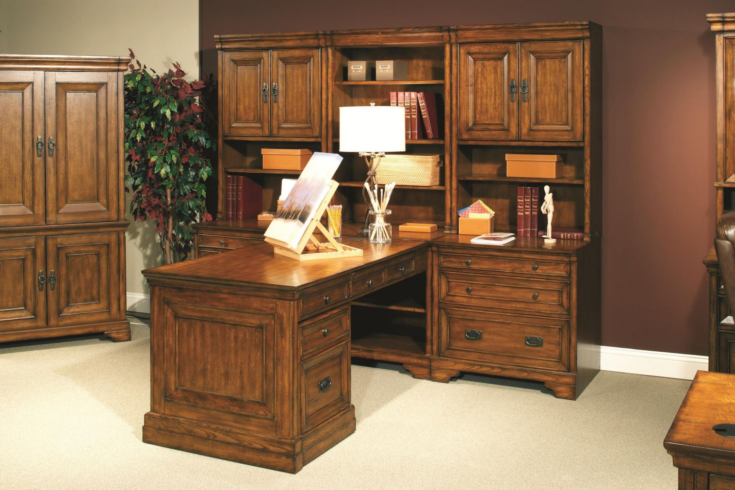 Merveilleux Two Sided Desk Home Office   Office Furniture For Home Check More At Http:/