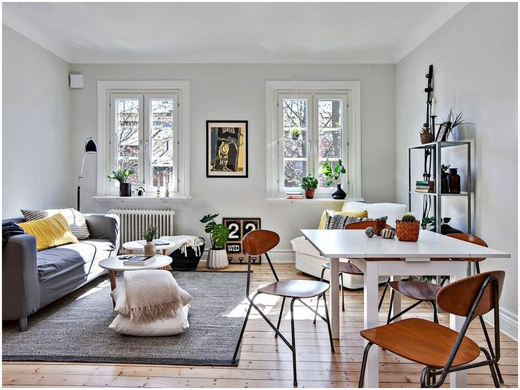 A Charming Living Room In A Small Student Apartment Homesick Small Room Design Student Apartment Apartment Inspiration