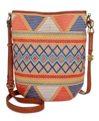 Lucky Brand Cassis Bucket Crossbody All Handbags Accessories Macy S