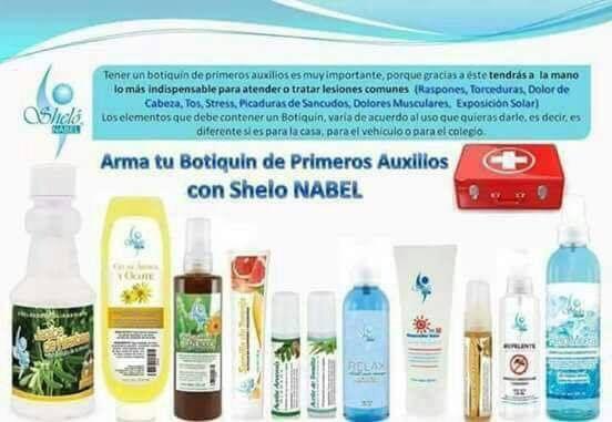 Pin About Botiquin Primeros Auxilios On Shelo