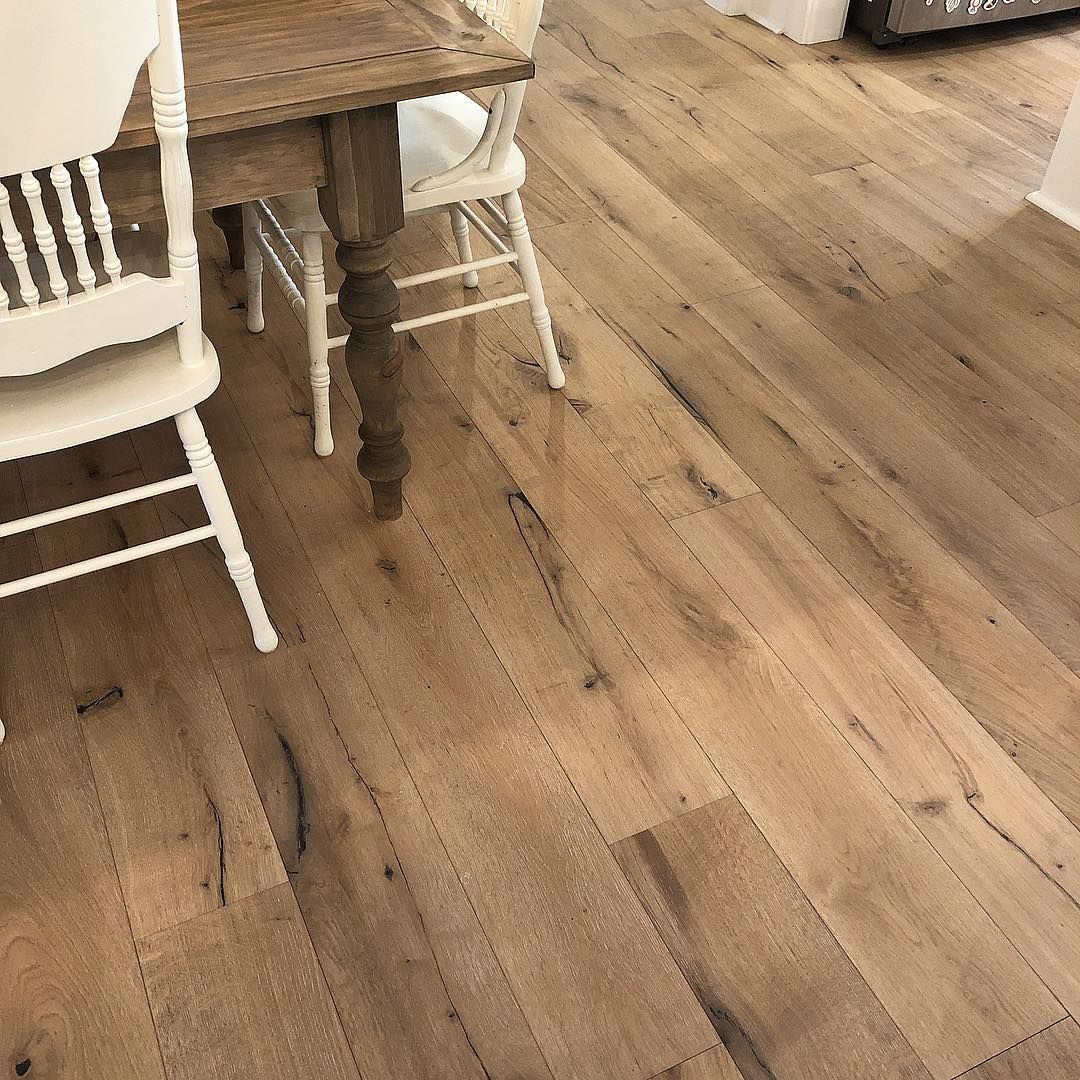 Montage European Oak The Ferno Collection And The Color Is Rhone It S Engineered White Oak Each Piece I Engineered Flooring Wood Floors Engineered Hardwood