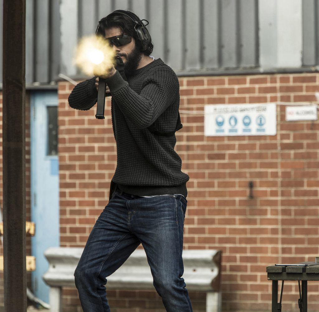 Check out Dylan O'Brien & Michael Keaton in new American Assassin images. Pics & details here