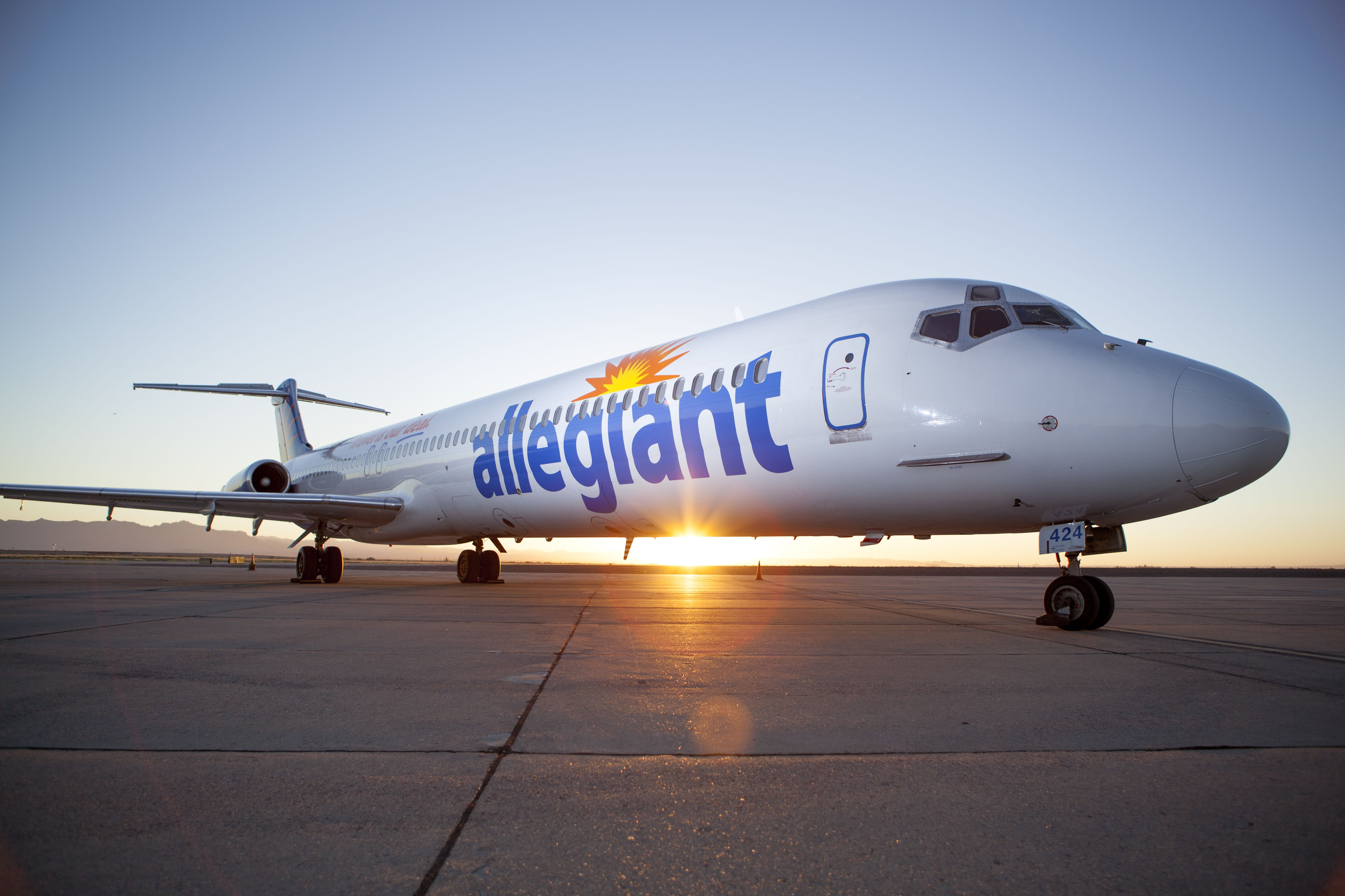 Book your trip with Allegiant Airlines today! With low