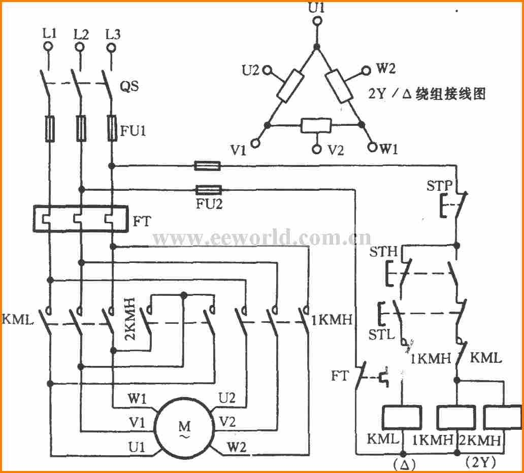 5 2 Speed 3 Phase Motor Wiring Diagram Addict Throughout In Three Phase  Motor Wiring Diagram | Diagram, Wire, PlugsPinterest