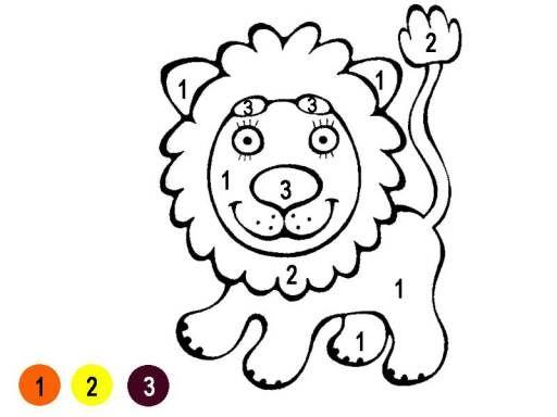 Dibujos Para Colorear De Libro Y Libreta: Coloreamos Por Números