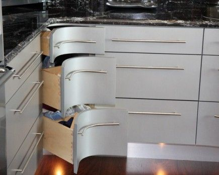 blind corner kitchen cabinet solutions before after instead of a