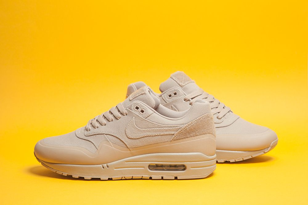 nike beige patch air max 1 v sp trainers sale