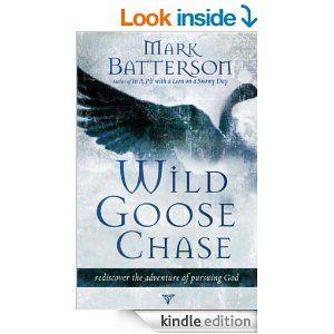 Amazon com: Wild Goose Chase: Reclaim the Adventure of