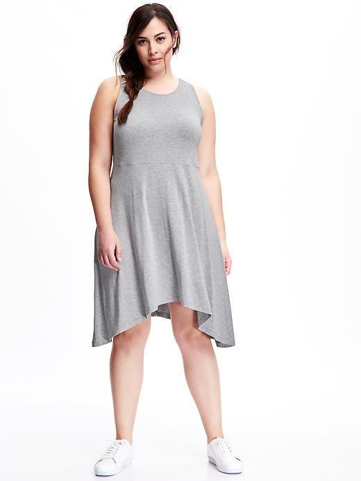 be5accc5313 Hi-Lo Plus-Size Tank Dress