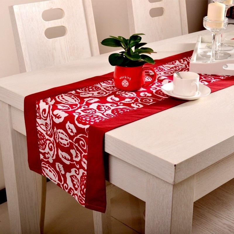 déco table noël rouge et blanc - 50 idées qui unifient le moderne