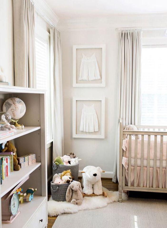 Neutral Baby Girl Nursery: Decorating The Kelowna Nursery (Jillian Harris)