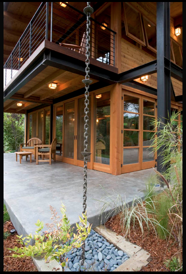 Chain Downpipe Roof Pinterest Rain Chains And Commercial