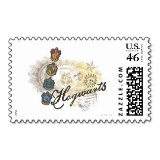Gryffindor Personalized Harry Potter Stamp Harry Potter Halloween Party Harry Potter Harry Potter Halloween