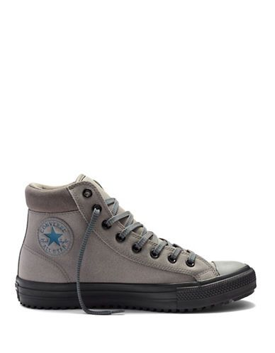36de61d1fa5b CONVERSE Converse Chuck Taylor All Star Converse Boot Pc Coated Leather  Sneakers.  converse  shoes  boots