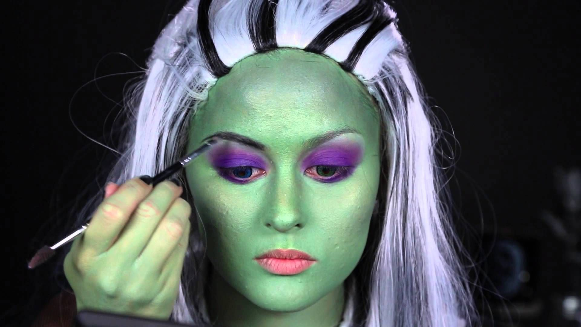 Beautiful monster high frankie stein makeup tutorial with beautiful monster high frankie stein makeup tutorial with charismastar l christen dominique baditri Image collections