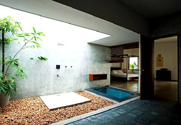 Garden In Seaside House Design Kerala Home Design Is Dream Home Located On  The Beach Home
