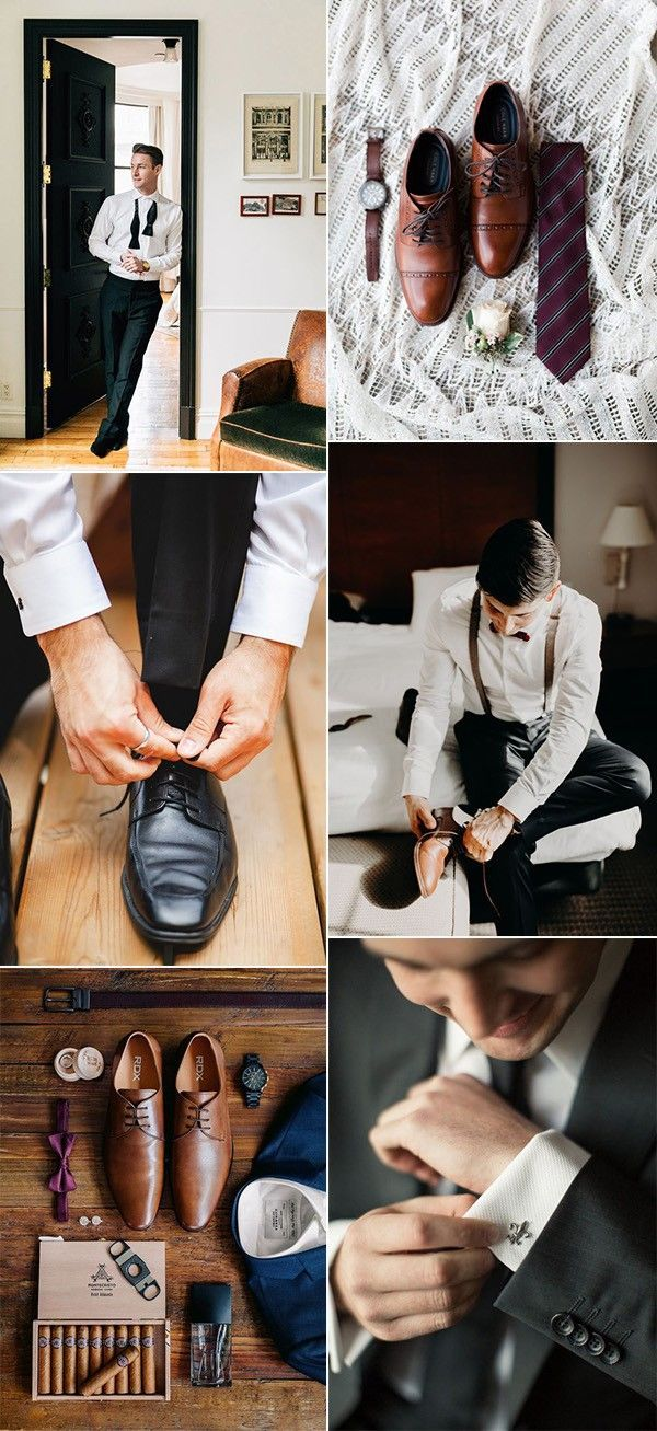 18 Must Have Getting Ready Wedding Photo Ideas for Groom and Groomsmen – EmmaLovesWeddings – Wedding photo ideas – Mike Blog