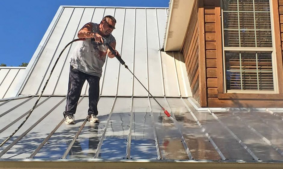 Able Roofing Maintains High Quality Standards In Providing Specialist Roof Restoration Roof Painting Roof Repairs Roof Restoration Roof Cleaning Metal Roof