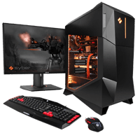 Cyberpower Syber M Pro 200 Gaming Pc I7 6700k Water Cooled Gtx