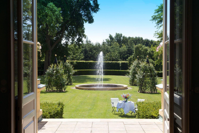 Schlosspark Kleßen in Brandenburg (Familie von Bredow)