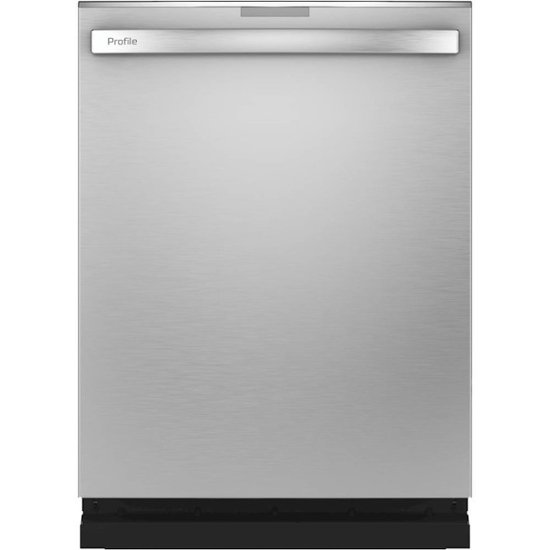 Ge Profile Series Hidden Control Built In Dishwasher With Stainless Steel Tub Fingerprint Resistance 3rd Rack 45 Dba Stainless Steel Pdt715synfs Best Buy In 2020 Built In Dishwasher Steel Tub Integrated Dishwasher