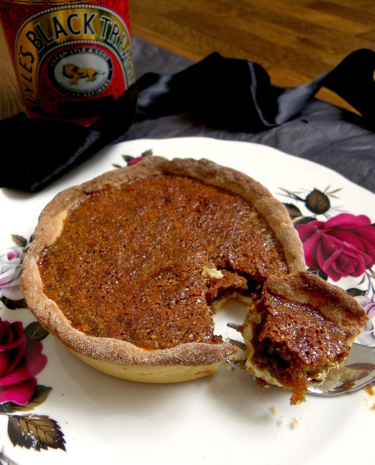 Rosenoisettes, Calme Et Gourmandises...: Black Treacle