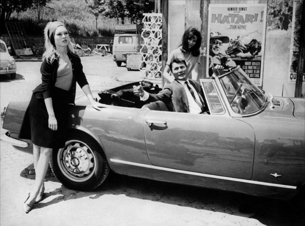 Jack Palance Filmes Delightful brigitte bardot, jack palance - le mépris (jean-luc godard, 1963