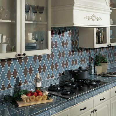 4 Incredible Diy Ideas Brick Backsplash Budget arabesque backsplash