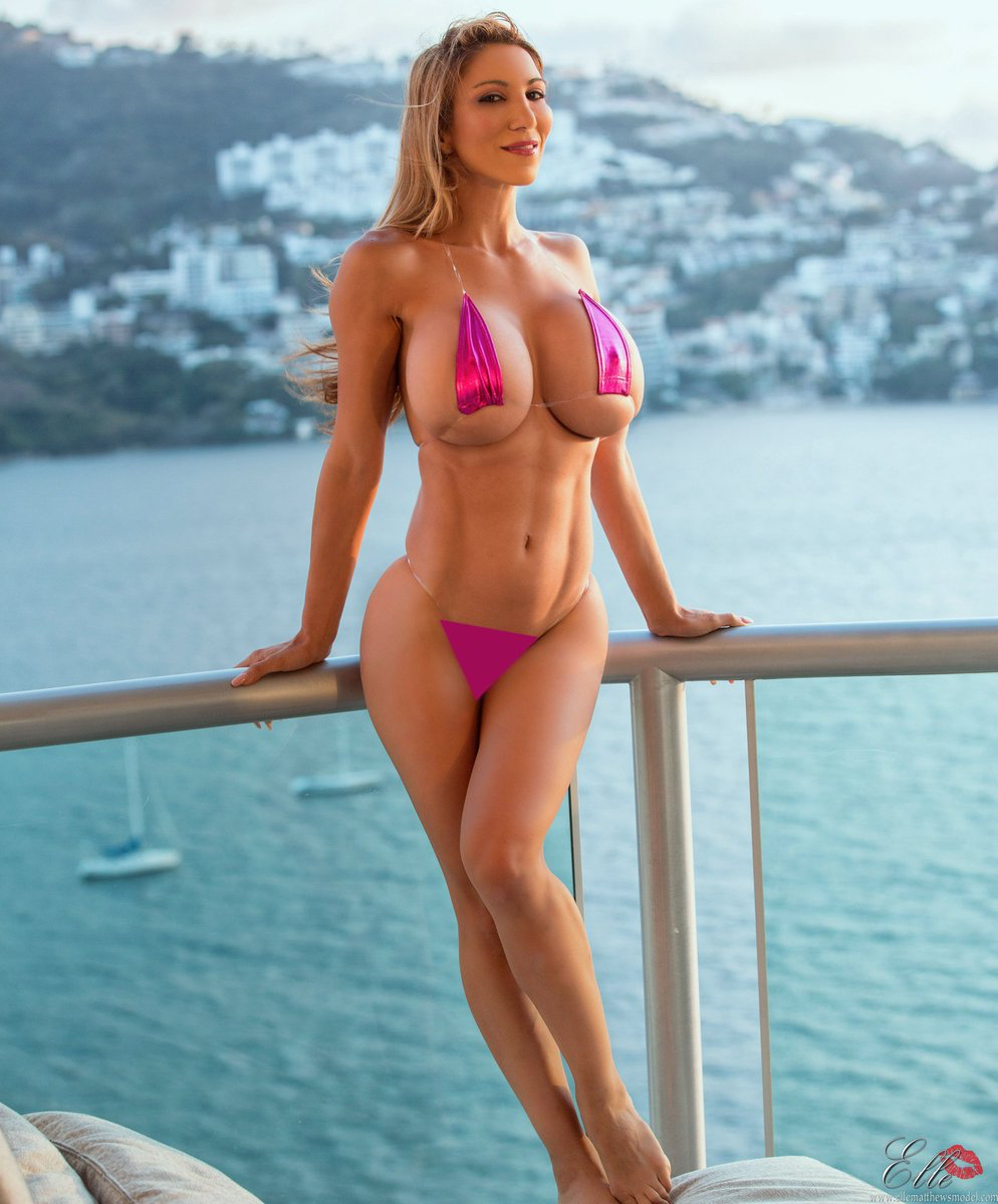 Breasts totally tan body blog sex pic bikini pushing