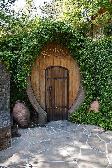 Horseshoe Door