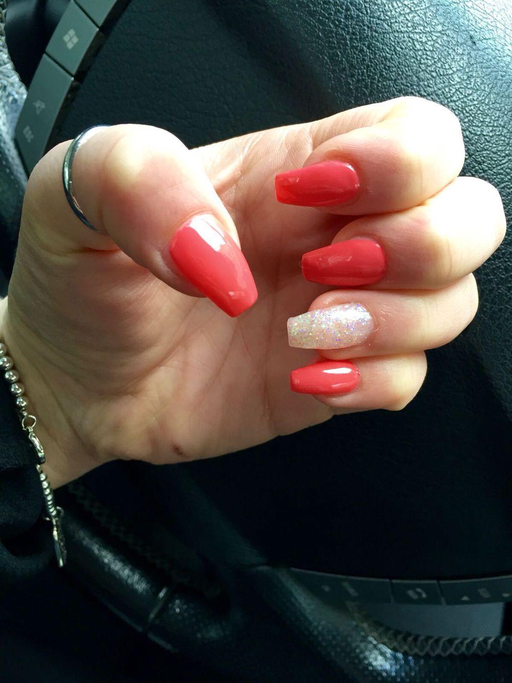 Nails corallo
