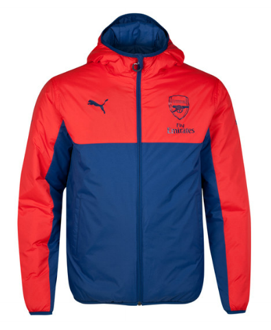 f4a334d82dde8 arsenal reversible jacket Arsenal London Official Merchandise Available at  www.itsmatchday.com