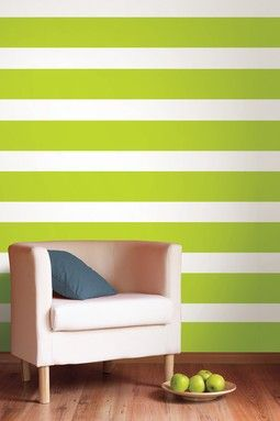 Wall Decal Strips Great Alternative To Painting My Daughter S