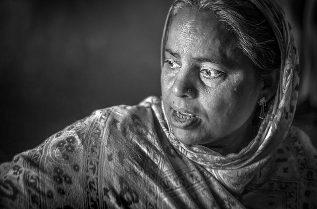 Culture in Bhopal, India (one residents whom we interviewed drink tea) - a photo by spencerwynn