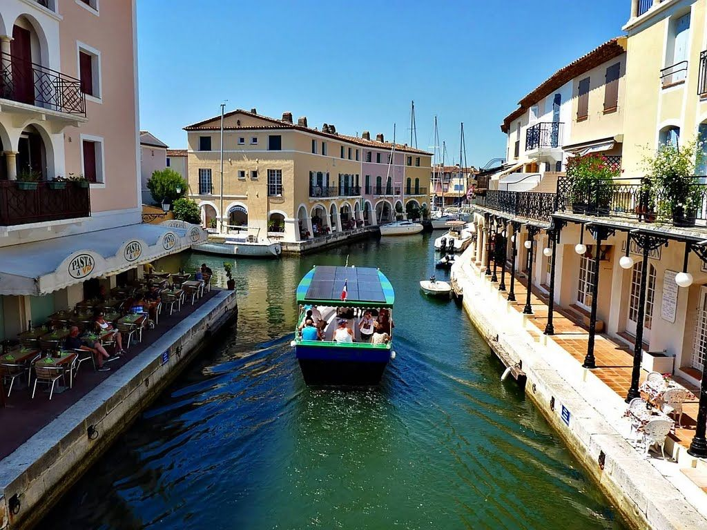 Port Grimaud The Little Venice France Pinterest French - Port grimaud location