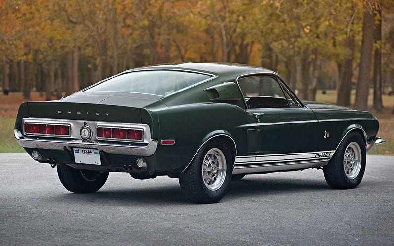 1968 Ford Mustang Shelby Gt500 Kr Ford Mustang Shelby Gt500 Ford Mustang Shelby Ford Mustang