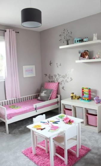 Idée chambre fille | detsky pokojicek holcicka | Pinterest | Idée ...
