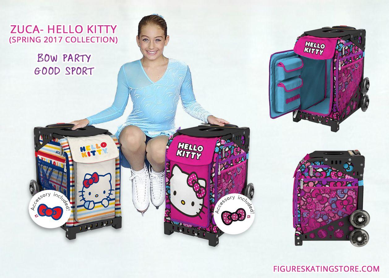915063820 Zuca Sport Bag - Hello Kitty (Bow Party) with Keychain | ZUCA Sport ...