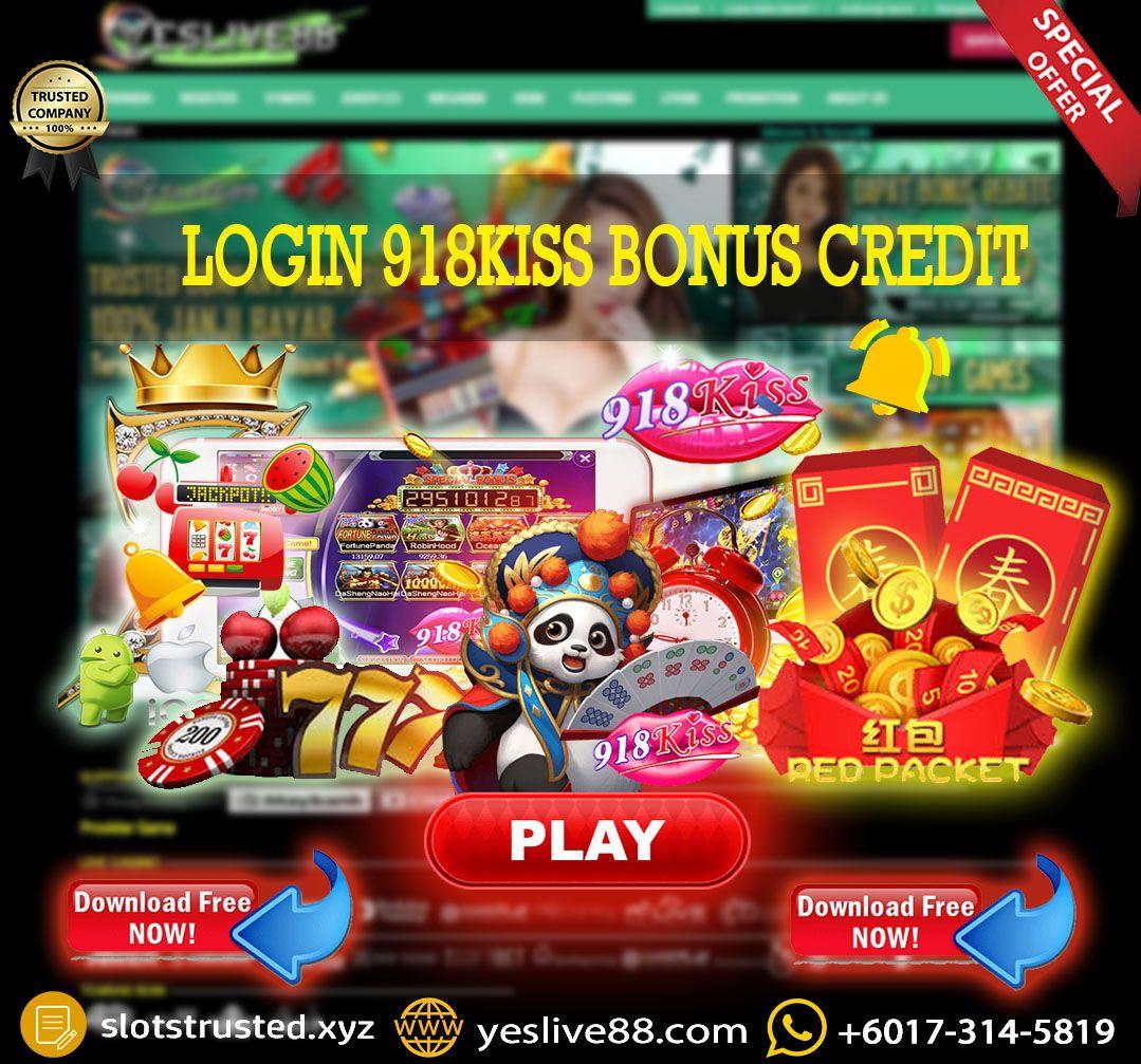 Bonus Credit |Bonus Rebate |Bonus Rekomen