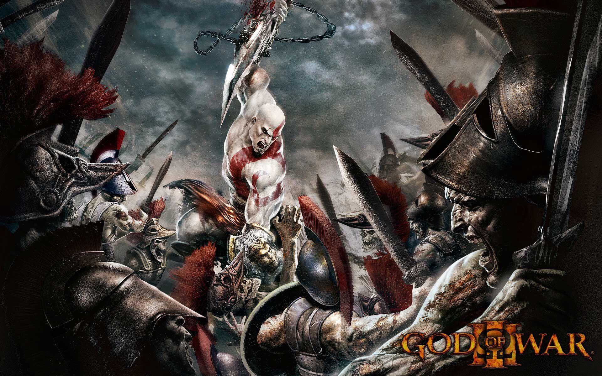 God Of War Kratos God Of War God Of War Game God Of War