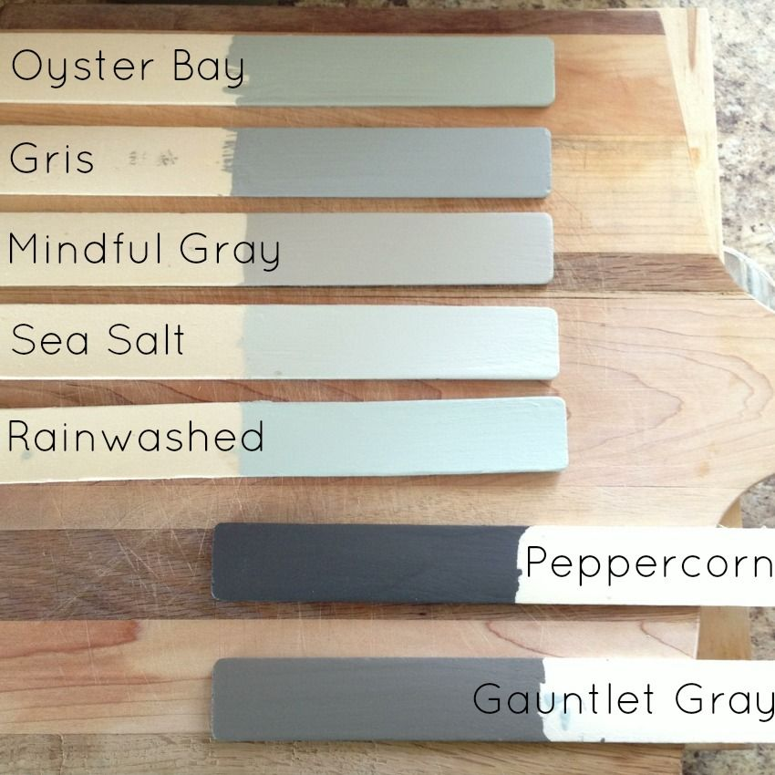 Mindful Gray, Mindful And Powder Room